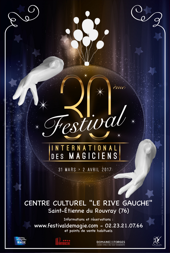 30eme Festival international des magiciens